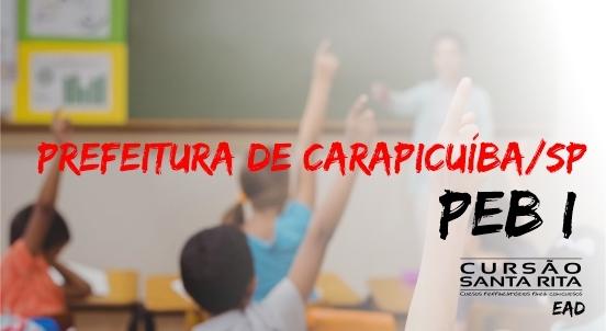 Prefeitura Carapicuiba - PEB I