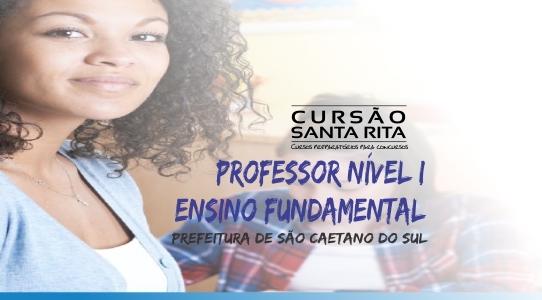 Professor Nível I - Ensino Fundamental (1º ao 5º ano)