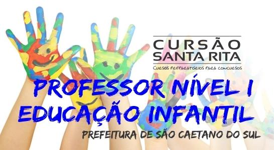 Professor Nível I - Educação Infantil (1º ao 5º ano)