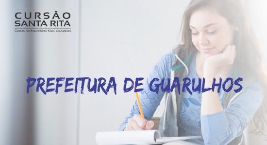 Prefeitura de Guarulhos - Professor de Educação Básica I