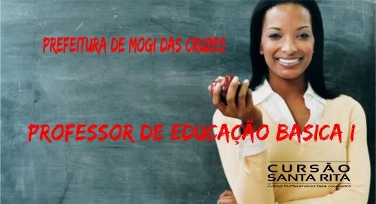 Prefeitura de Mogi das Cruzes - Professor de Educação Básica I