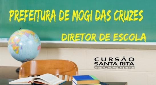 Prefeitura de Mogi das Cruzes - Diretor de Escola
