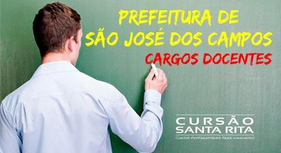 Prefeitura de São José dos Campos: Docentes