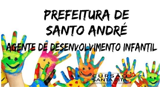 Prefeitura de Santo André - Agente de Desenvolvimento Infantil