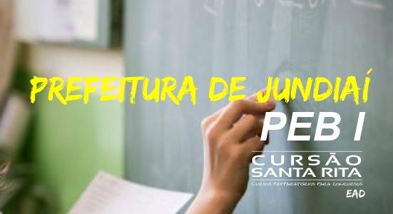 Pref. Jundiaí - PEB I