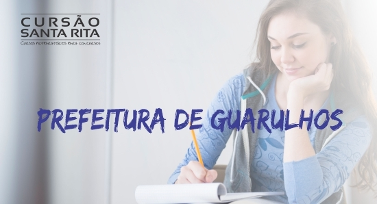 Prefeitura de Guarulhos - Professor de Educação Básica I (EAD)
